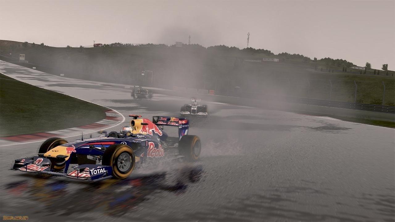 F1 2011 – Какой русский не любит быстрой езды?
