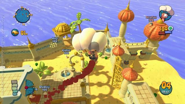 Worms: Ultimate Mayhem - ремейк легендарной игры