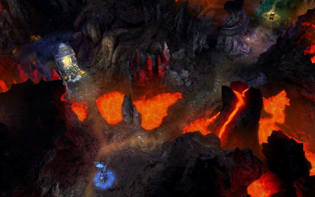 Might & Magic Heroes VI – тактический кооператив.