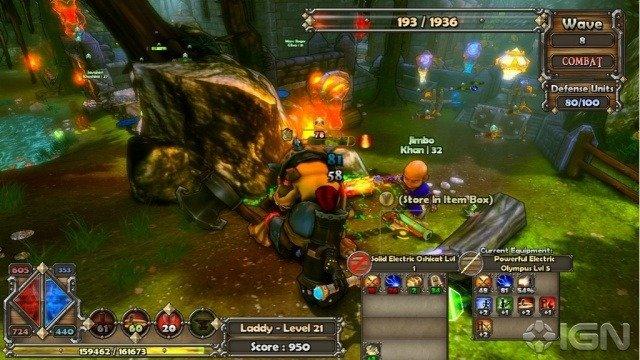 Dungeon Defenders – Построй и убей