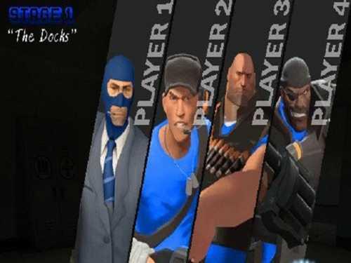 Team Fortress Arcade – Возвращение к 8-битным истокам