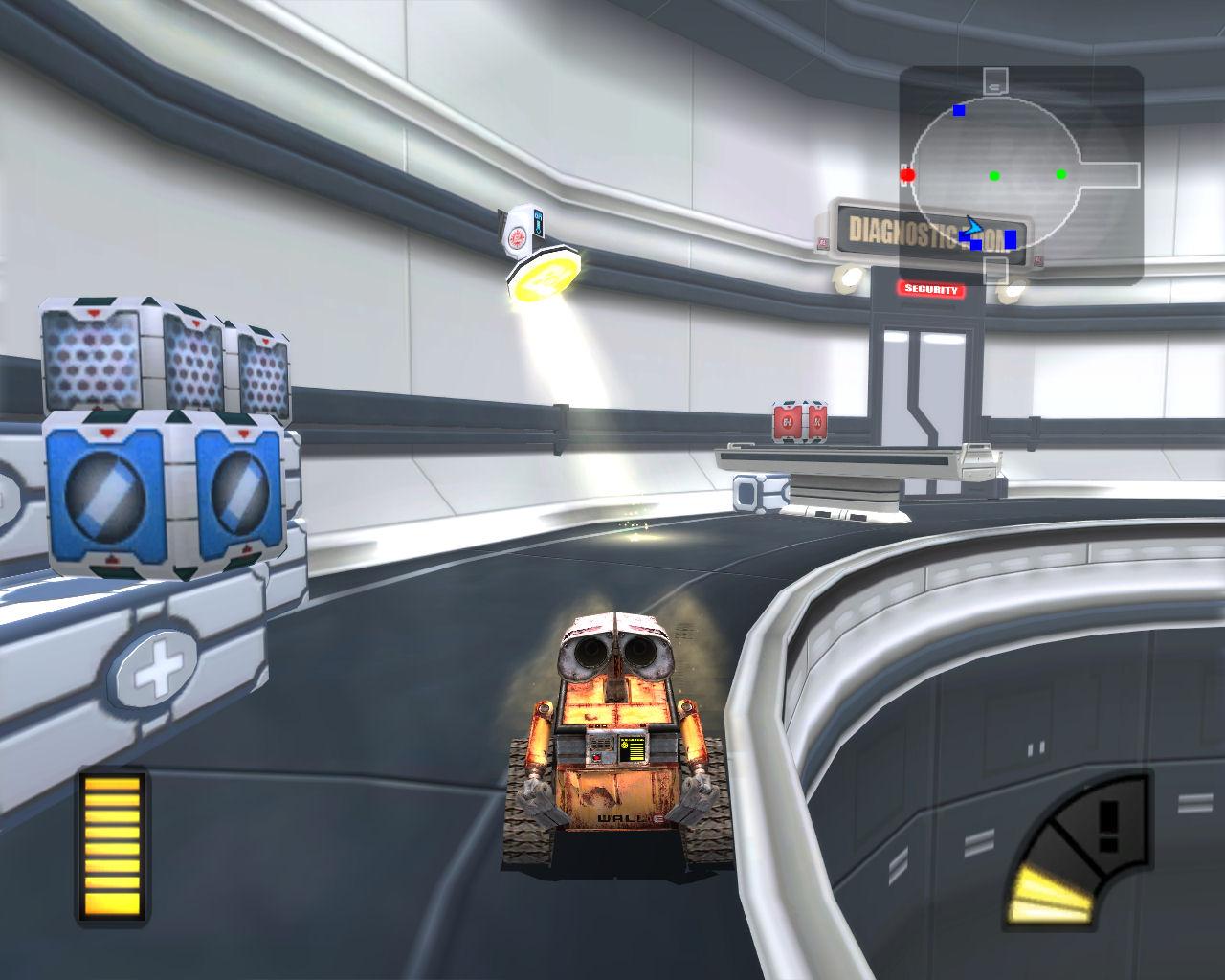 Wall-e - Роботизированное Чудо