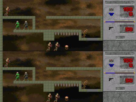 Doom 2D Forever
