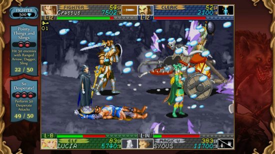Dungeons and Dragons: Chronicles of Mystara