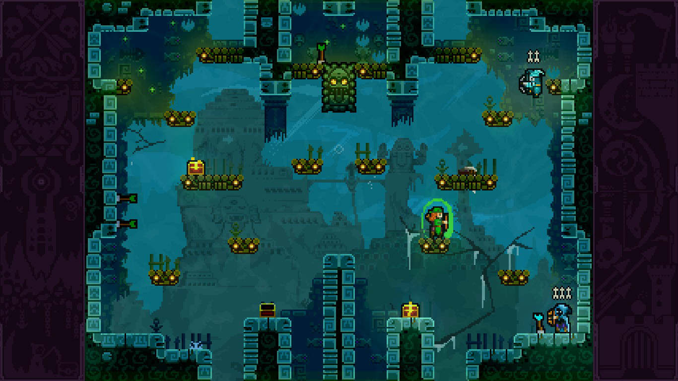 Аркада TowerFall Ascension