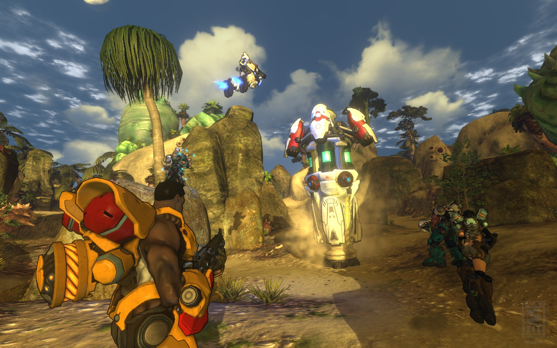 MMO FireFall