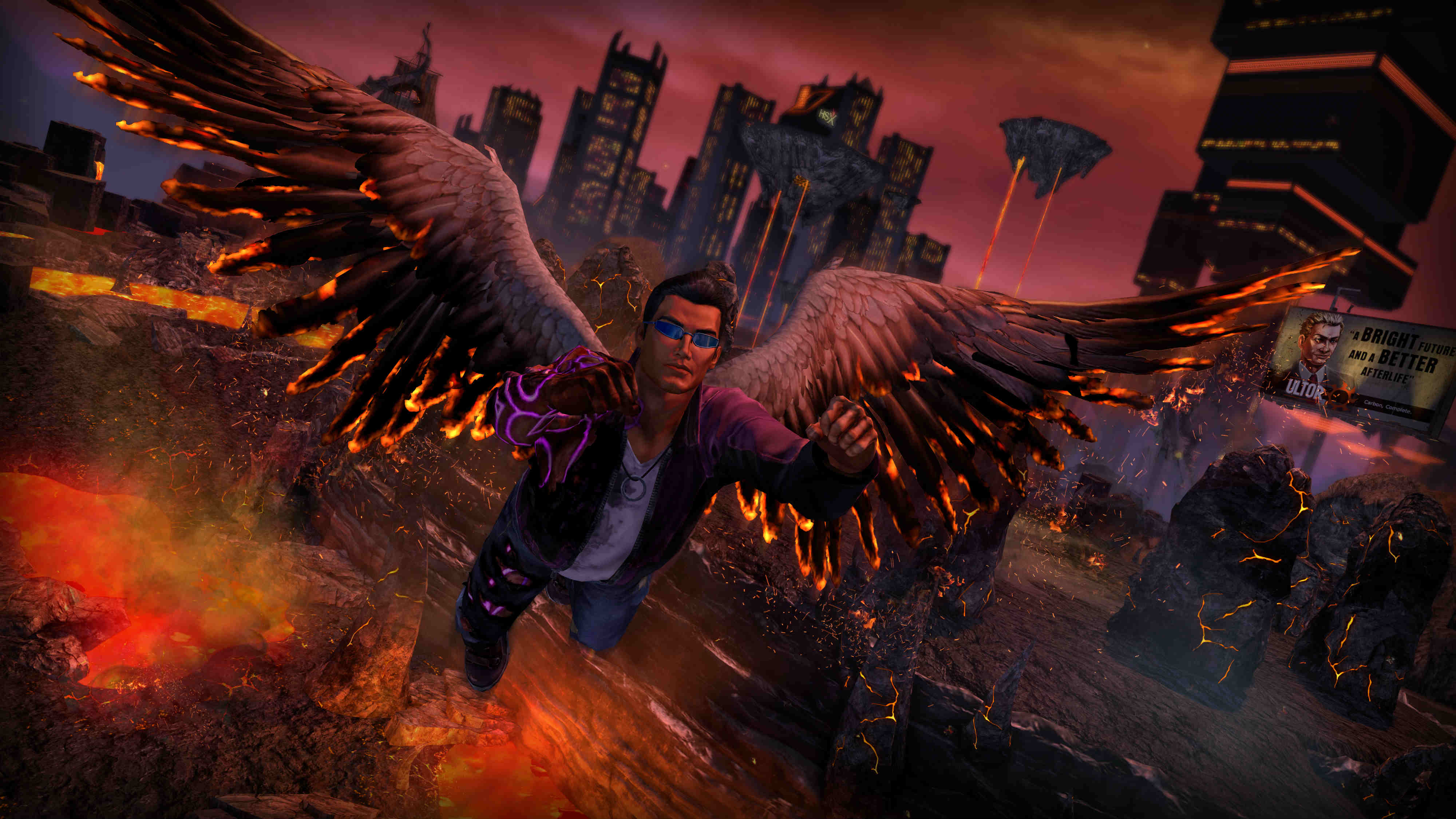 Шутер Saints Row: Gat out of Hell