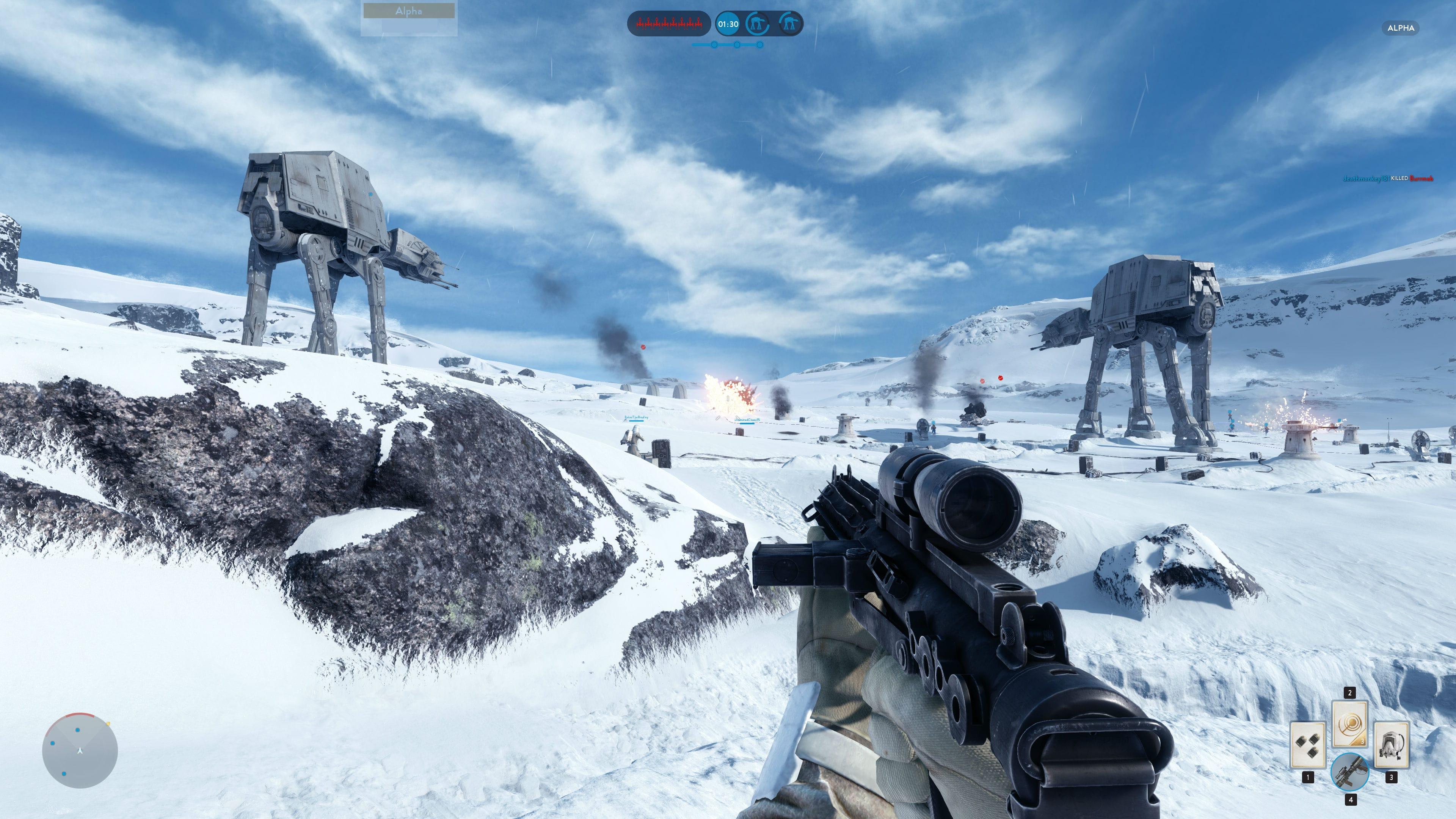 star wars:battlefront