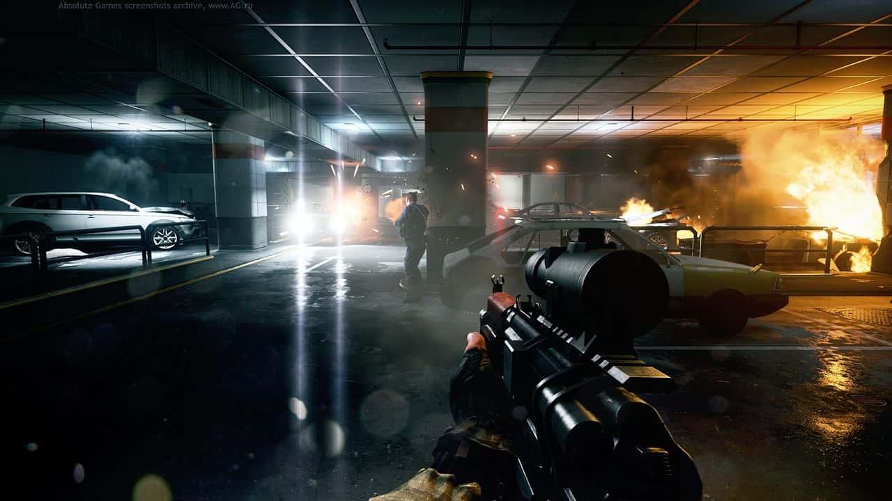 Battlefield 3 – Подарочный набор штампов