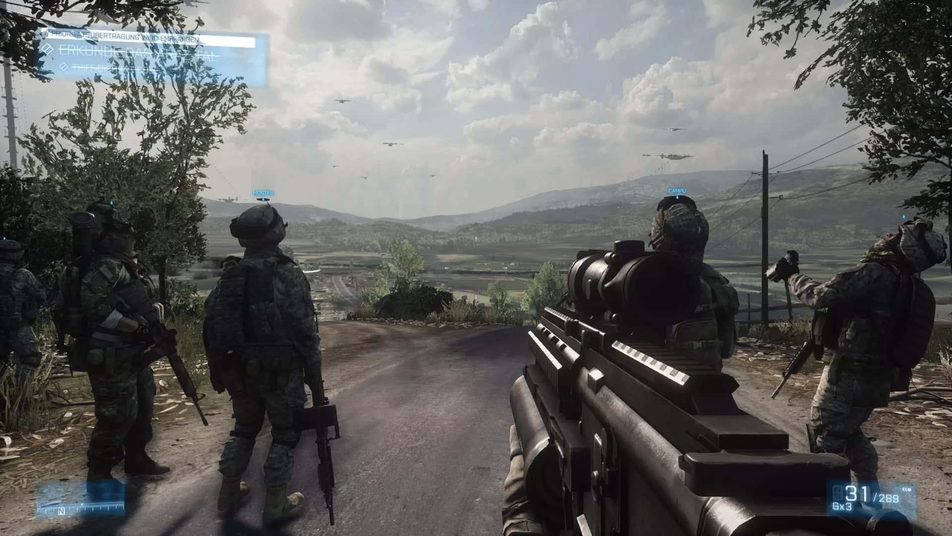 Battlefield 3 – coop
