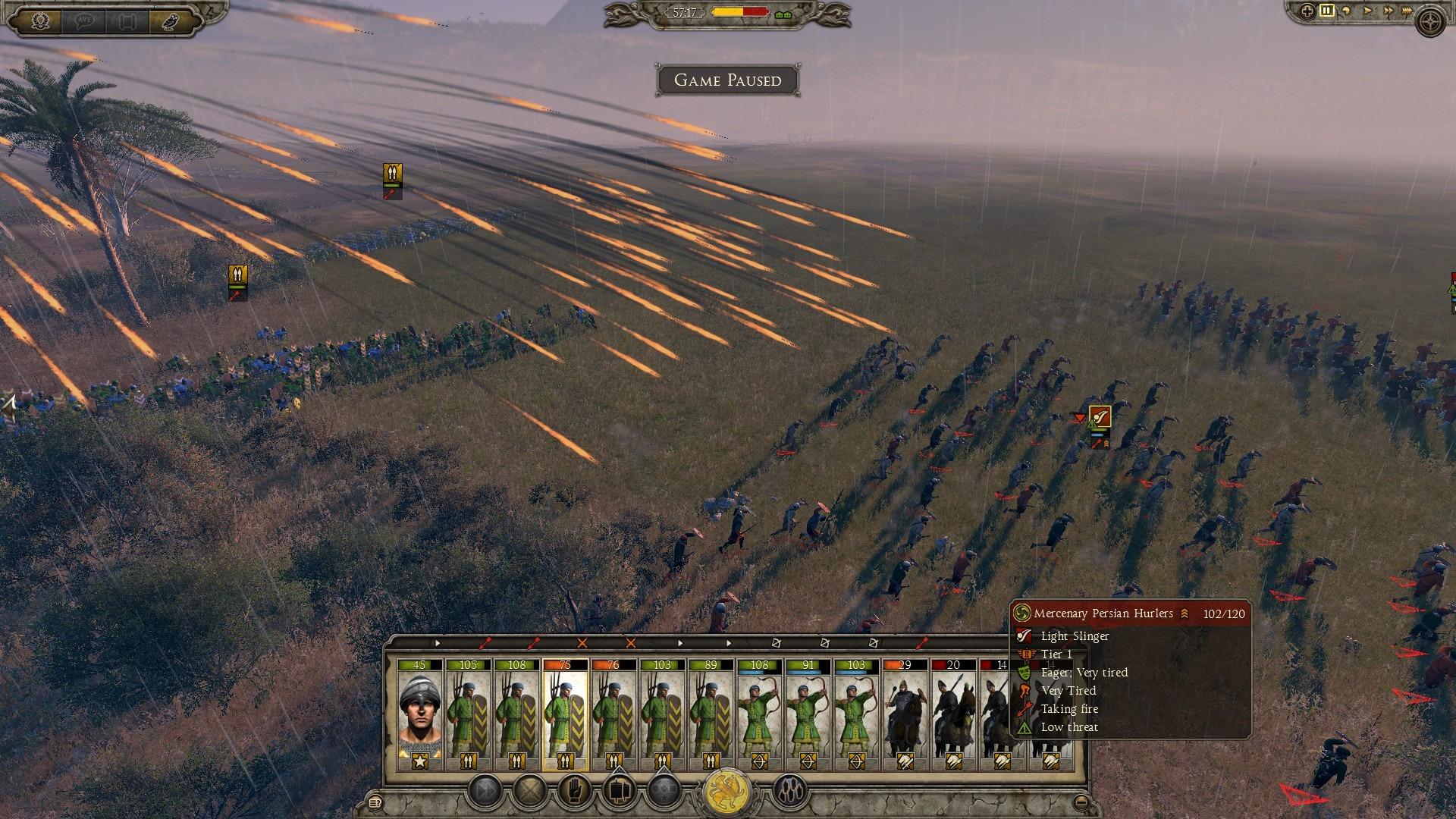 стратегия в реальном времени Total War: Rome 2
