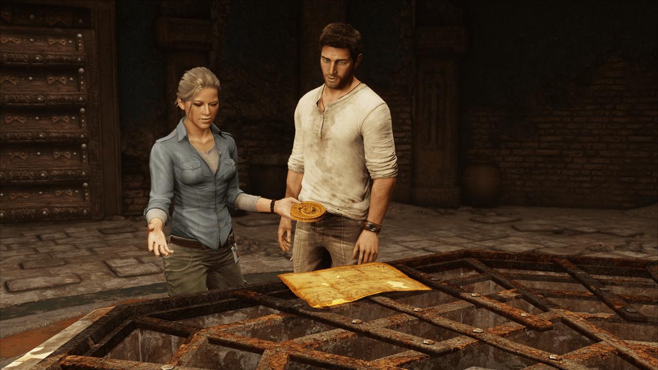 Uncharted 3: Drake's Deception – Кооперативная Индиана