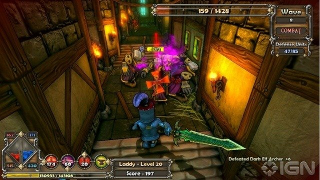 Dungeon Defenders – Построй и убей